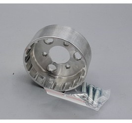 Aluminium toothed pulley...